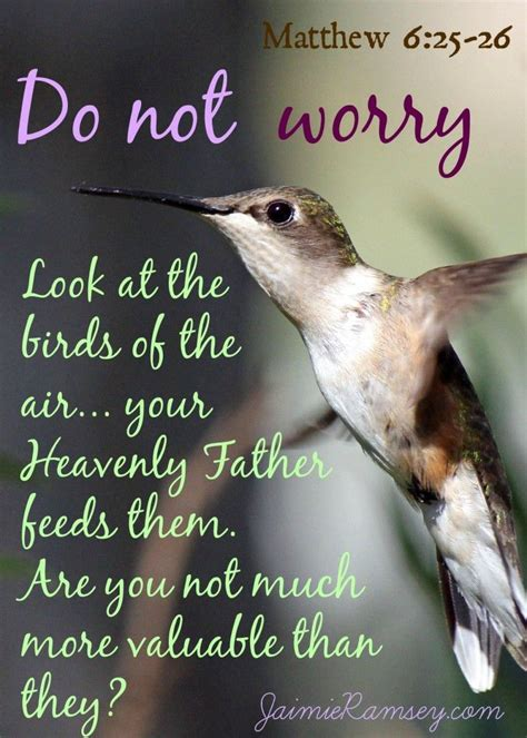 worry and how to kick it out the door