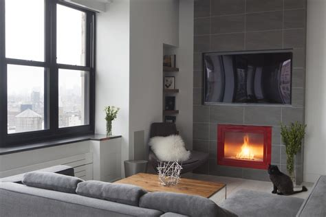 ventless modern fireplace custom ventless fireplaces personal fireplaces designed