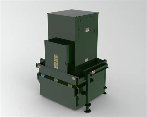 trash compactors vertical garbage trash waste compactor
