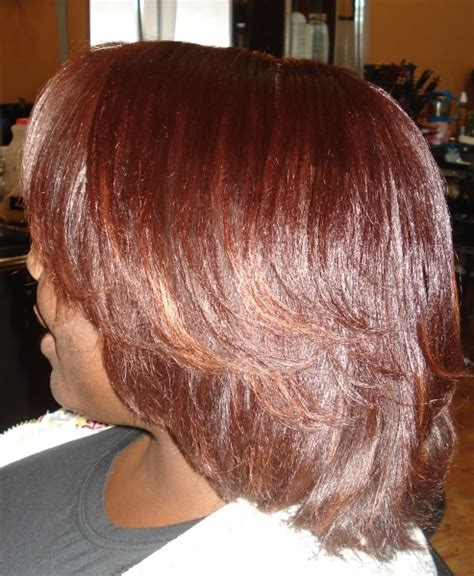 pressed black hair styles for 60 and older women natural hair pressed thirstyroots com black hairstyles