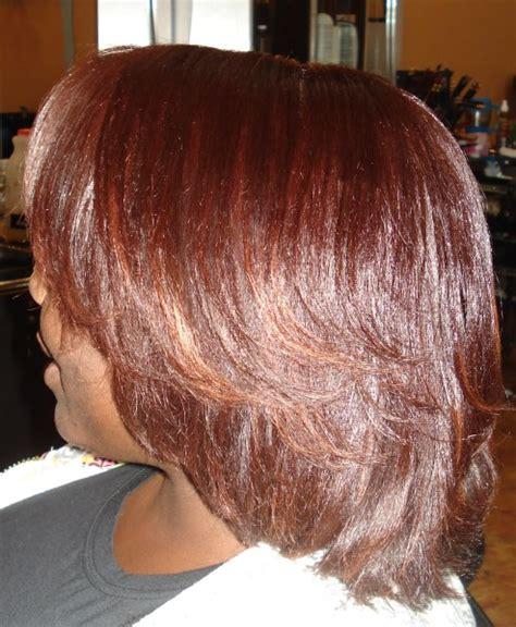 pressed hairstyles natural hair pressed thirstyroots com black hairstyles