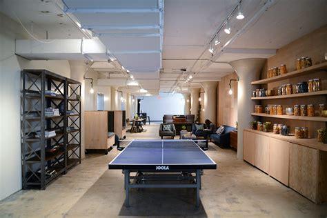 gilt room gilt s new york city office common room office snapshots