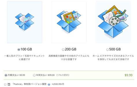 dropbox pro 100gb apk dropboxの使い方 proプランに移行して使える容量を100gbにする方法 appbank