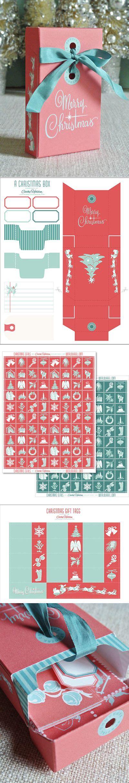 printable christmas envelope labels diy label projects and free printables envelope labels