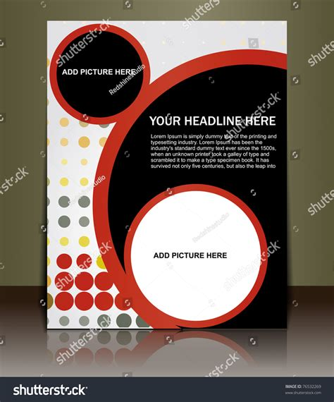 editable templates for flyers presentation of flyer design content background editable