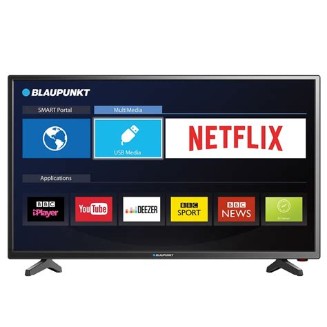 blaupunkt  full hd led smart tv televisions bm