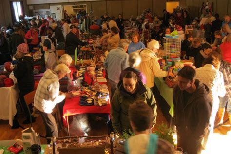 christmas craft fair at merville hall bc local news