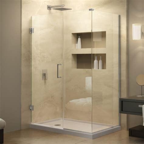 Modern Shower Stall Dreamline Shen 24365300 04 Unidoor Plus Shower Enclosure