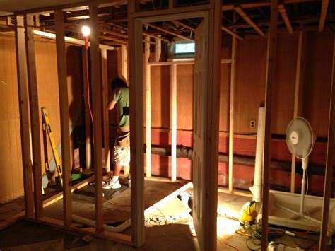 Add Bathroom To Basement Cost by Cost Adding New Bathroom In The Basement 6