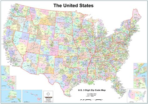 printable zip code maps us zip code map printable thempfa org