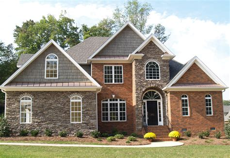 stone house plan accents for red brick homes mixed media using and stone house plan with remarkable