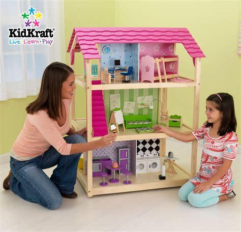 so chic doll house kidkraft so chic dollhouse review modern spacious fun