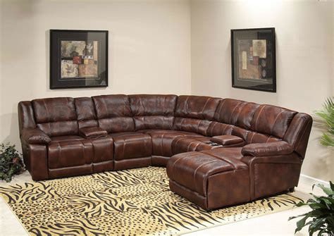 reclining sectional sofas with chaise leather sectional reclining sofa with chaise