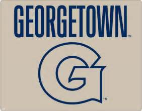 georgetown college logo pics new calendar template site