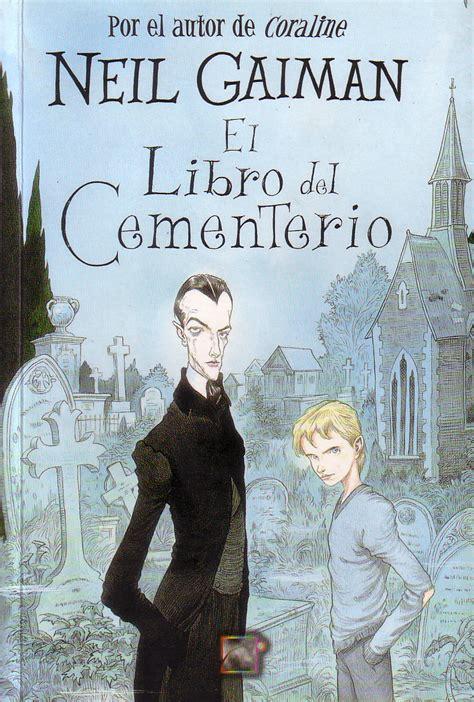 libro neil gaiman leyendas del imaginaria 187 el libro del cementerio