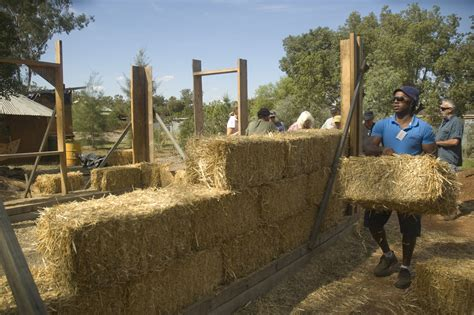 straw bale garden wall straw bale walls huff n puff strawbale constructions