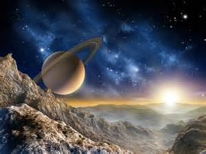 wall mural wallpaper space planet hill mountain saturn photo 360 cm x space odyssey wall mural amp photo wallpaper photowall