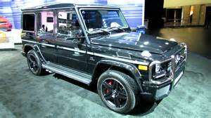 Mercedes G Wagon 2014 Price 2014 Mercedes G Class G63 Amg Exterior And Interior