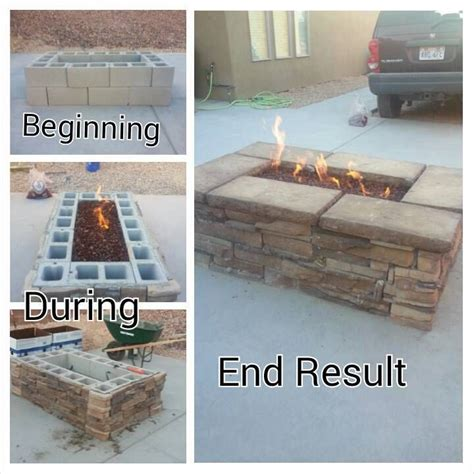 outdoor gas pit kits 25 best ideas about gas pits on diy gas