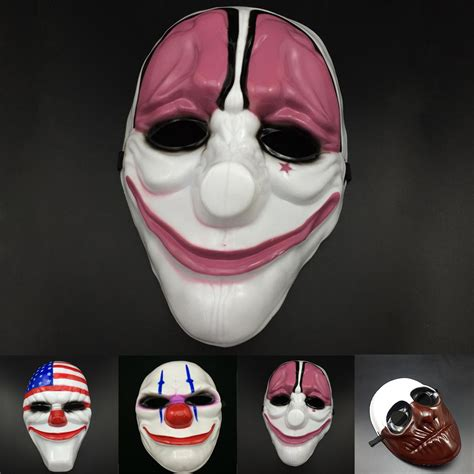 get cheap clown mask payday aliexpress
