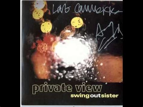 swing out sister private view swing out sister incomplete without you 2011 private view