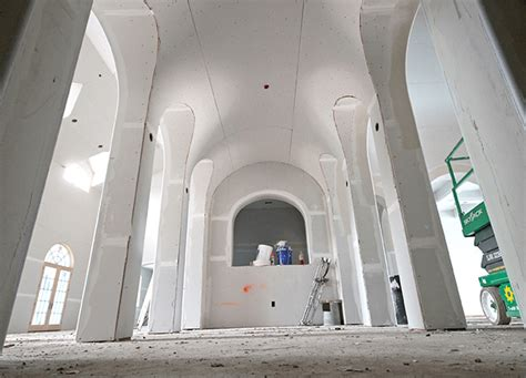 How To Build A Barrel Ceiling by How To Build A Barrel Vault Ceiling Archways Ceilings