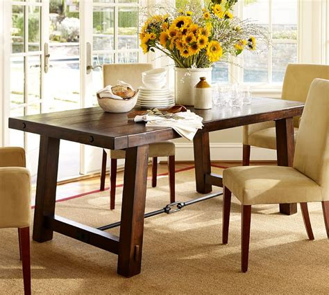 pottery barn kitchen tables www pixshark com images