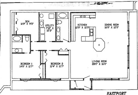 berm home floor plans bermed earth sheltered home plans home design and style