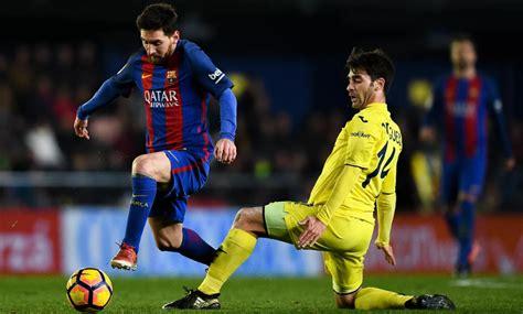 barcelona hasil live score hasil barcelona vs villarreal skor akhir