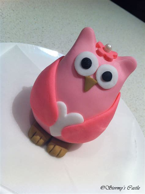 owl template for cake s castle owl cake