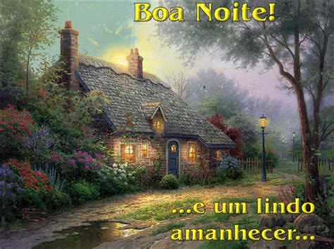 kinkade cottage painting gifs de boa noite oficina do gif