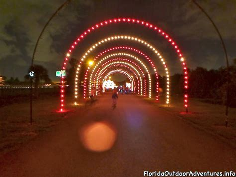 tradewinds park christmas lights boise