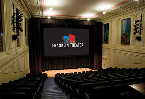lincoln center amc showtimes the franklin theater musser demonstration theater the
