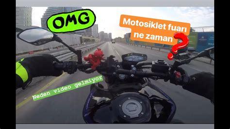 basima neler geldi motosiklet fuari ne zaman vlog