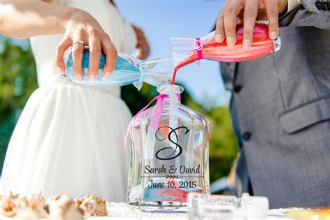 wedding traditions sand pouring ceremony wedding sand ceremony wedding tips