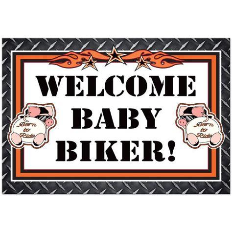 Harley Davidson Baby Shower Invitations Harley Davidson Invitations Templates