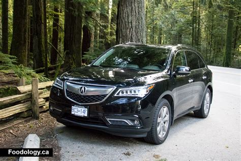 2016 acura mdx review 2016 acura mdx elite suv review foodology