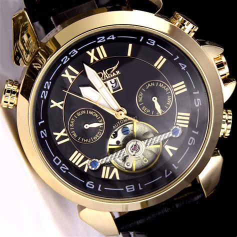 Jam Tangan Original 1238msrh Inlove Aliexpress Buy Original Jaragar Automatic