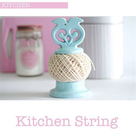 Kitchen String by Torie Jayne July 2013