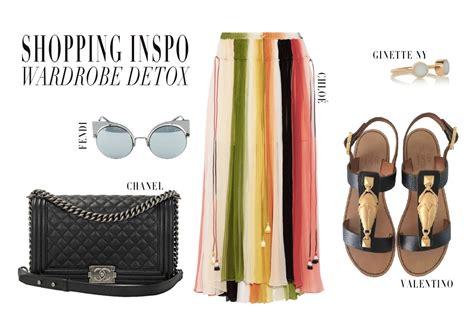 Wardrobe Detox by Shopping Inspo Wardrobe Detox