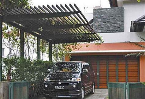 model desain garasi mobil desain model garasi mobil pada rumah minimalis rumah