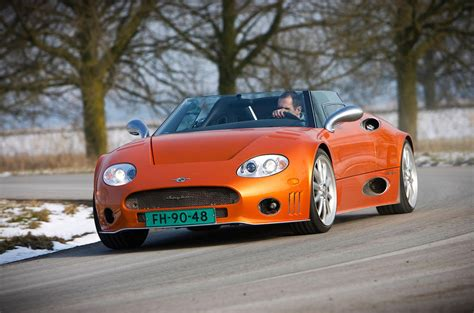 spyker review spyker c8 review 2018 autocar