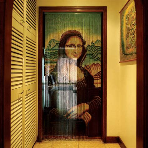 mona lisa beaded curtain pinterest the world s catalog of ideas
