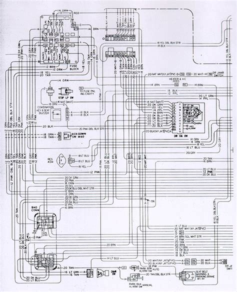 1981 trans am wiring diagram 1981 trans am parts wiring