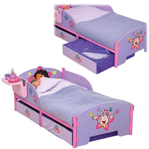 dora toddler bed dora the explorer wooden toddler bed car interior design