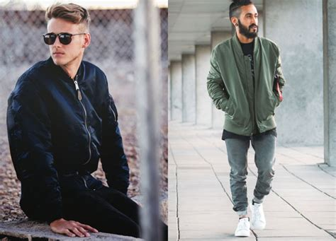 Flight Bomber X Urband Absolute Black 25 best bomber jackets for