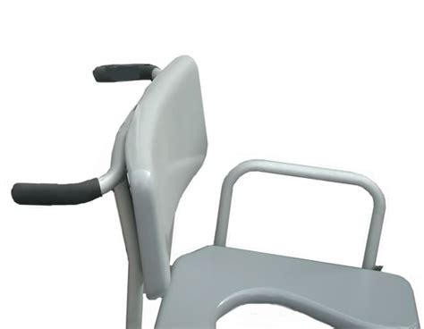 Roll In Shower Chair by Multichair 4000 Roll In Shower Commode Chair