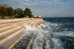 sea organ croatia zadar dalmatia zadar sea organ and greeting to the sun en gb
