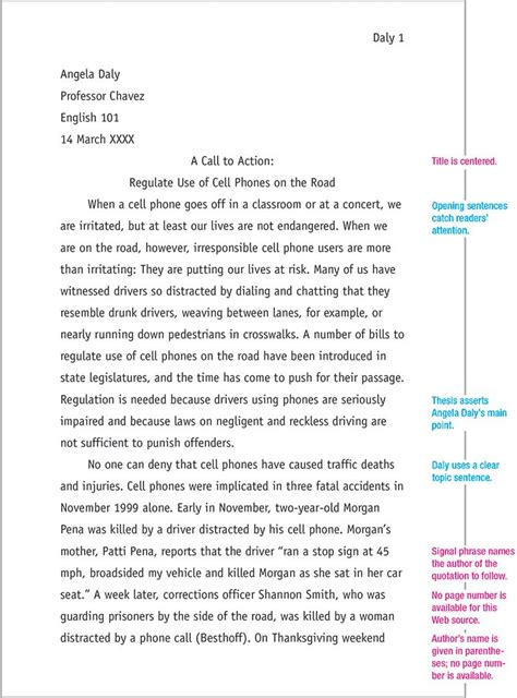 pattern of writing a research paper pattern making research paper