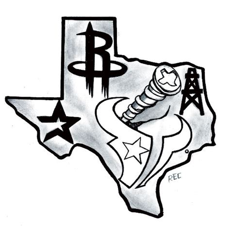 h town tattoos h town desing by txrec on deviantart